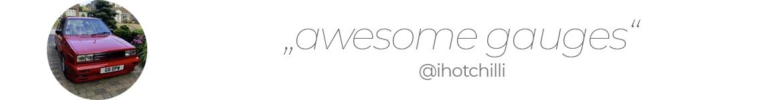 """awesome gauges"" - ihotchilli"